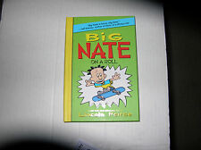 Big Nate on a Roll by Lincoln Peirce (2011, Hardcover) SIGNED LTR PRINT