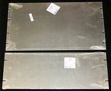 "Grey 5.25"" X 19"" Large Aluminium Rack Panel    ( 19RP525 )"