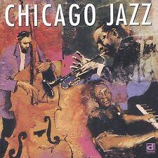 BARRETT DEEMS/FRANZ JACKSON/OTHERS - Chicago Jazz - SEALED CD