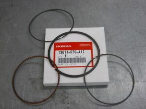 Genuine Honda Ring Set Piston (Std) (Riken) 13011-R70-A12