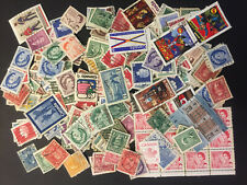Canada - 330 used stamps packet, includes olds and duplicates