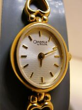 LADIES CARAVELLE QUARTZ WATCH MADE BY BULOVA WATCH COMPANY