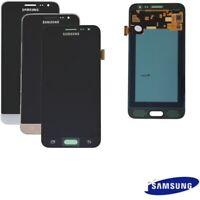 VITRE TACTILE LCD pour SAMSUNG J3 2016 J320 NOIR / OR / BLANC