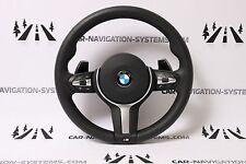 BMW F20 F30 F25 F15 M sport steering wheel PADDLES VIBRO DRIVING ASSISTANT