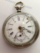 Pocket Watch Beaucourt Argent