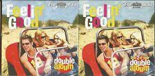 FEELIN' GOOD - 2 DISCS - VARIOUS ARTISTS - SUNDAY MAIL PROMO MUSIC CD