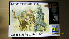 Frontier fight of summer 1941, hand-to-hand combat   1/35 Master Box  # 3524