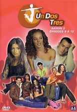 UN, DOS, TRES -Saison 3 - Episodes 9 a 12 (1 DVD) - NEUF sous blister -