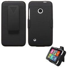 Fundas y carcasas color principal negro de silicona/goma para teléfonos móviles y PDAs Nokia