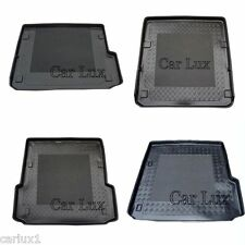 Cubeta alfombra maletero MERCEDES clase E W211 T Kombi con borde alto en CAR LUX