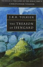 The Treason of Isengard: The History Of The. by Tolkien, Christopher Paperback