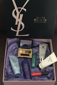 Estee Lauder Set Remover Body lotion Cleanser Mask Lipgloss Eyeshadow Boxed New