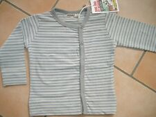 (x39) Imps & Elfs Unisex Baby manica lunga giacca con logo ricamate per bottoni gr.62