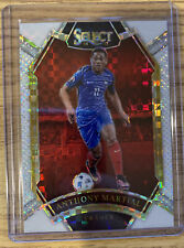 2016-17 Panini Select ANTHONY MARTIAL Field Level White Prizm #201 93/99 FRANCE