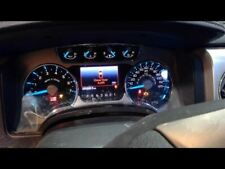 12 FORD F150 PICKUP Speedometer Cluster MPH Limited 2079140