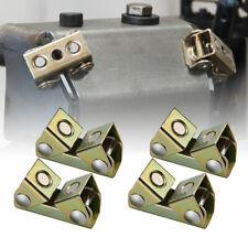 New listing 4Pcs Magnetic Welding Clamp Holder V Type Suspender Fixture Adjustable V-Pads