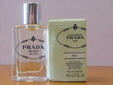 Prada IRIS Perfume Women 0.27 oz Eau De Pafum Splash Miniature  NEW IN BOX