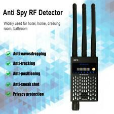 Rf Detector, High Sensitive Three Antenna Gps Gsm Audio Bug WiFi Signal Sweeper