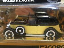Corgi James Bond 1/36 Scale Rolls Royce From Gold finger