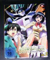 Daimidaler Prince V.S.Pinguino Empire Vol. 2 Mediabook Edizione DVD Nuovo & Ovp