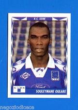 FOOTBALL 99 BELGIO Panini-Figurina -Sticker n. 138 - OULARE - GENK  -New