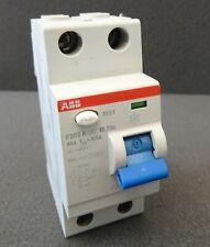 FI-Schutzschalter ABB F202 A-63/0,5 Fehlerstromschutzschalter 63A 0,5A 500mA 2p