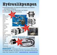 Deutz Hydraulikpumpe 3-fach Hema 1P124S124S117SAJT3K