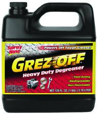 Spray Nine Boat Marine Greze-Off Gallon Heavy Duty Degreaser Removes Oil Grime