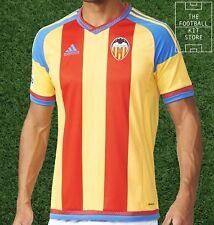 Valencia Away Shirt - Mens - Official adidas Football Jersey - All Sizes