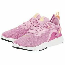 Nike Women's Flex Trainer 9 Cross Training Shoes Pink White AQ7491-600 NEW