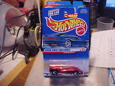Hot Wheels 2000 First Edition #10 Thomassima 3 with Silver Lace Wheels