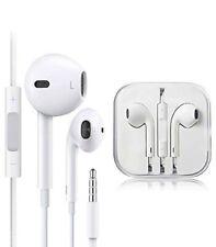 Quality 3.5mm Earphones Headphones with Mic For Apple iPhone 4/5/6 Plus