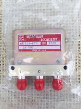 MICROWAVE ASSOCIATES MA7524-PTD Coaxial Switch 3 Port   **NEW**