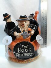 Yankee Candle 2015 Boney Bunch Boos Brothers Jar Candle Holder Halloween