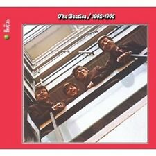 "The BEATLES"" 1962 - 1966 (Red) album"" 2 CD NUOVO"