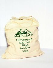 Himalayan replacement Salt for Inhaler Pipe 300 Grams Pink Salt Natural organic