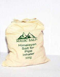 Himalayan replacement Salt for Inhaler Pipe 500 Grams Pink Salt Natural organic