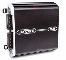 KICKER 41DXA125.2 125W RMS 2 CHANNEL CLASS A/B AMP CAR AUDIO AMPLIFIER DXA125.2