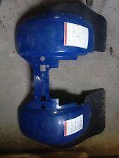 polaris front fender cab fenders blue plastic magnum 4x4 425 95 96 1995 1996