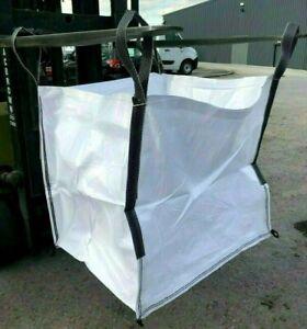 One Tonne Bags FIBC Bulk Jumbo Builder Garden Bags Rubble Sack Brand New