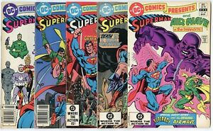 DC Comics Presents #50 - 97  Complete Run  avg. NM- 9.2  Superman  DC  1982