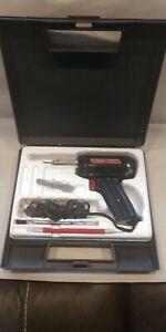 Vintage Weller Soldering Iron Gun Kit Model 8200-N in Box