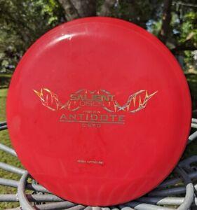 Salient Discs rare practice field 2014 First Run Cherry Red Cryo ANTIDOTE 171g