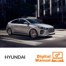 Hyundai - Service and Repair Manual 30 Day Online Access