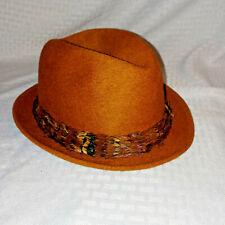Vintage Byer Rolnick Resistol Self Conforming Fedora Hat size XL 7