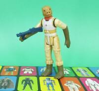 Vintage Star Wars Bossk! COMPLETE!! 1980 Empire Strikes Back Bounty Hunter