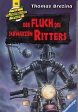 Thomas Brezina - Die Knickerbocker-Bande - Der Fluch des schwarzen Ritters