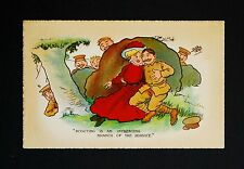 16 October 1915 WW1 Postcard Amoy Place Limehouse London E14 Scouting Soldier