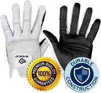New 2020 Bionic RelaxGrip 2.0 Golf Men's Glove Durable Black Palm *2-3 Day Ship*