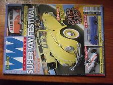1µ? Revue Super VW Magazine n°326 Formule VEE MK III 1965 Combi Westfalia ..